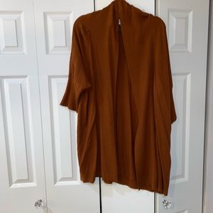 Chico's coat sweater